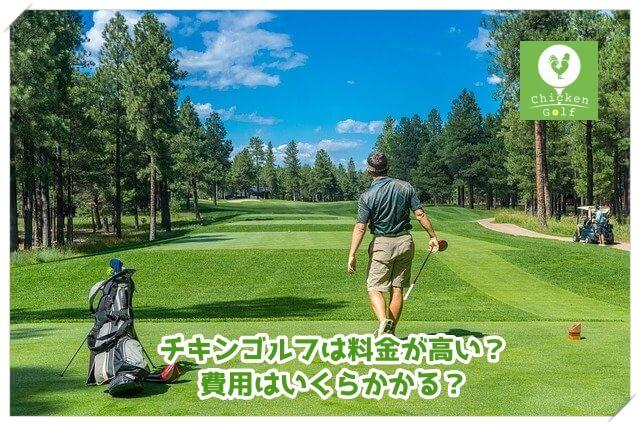 チキンゴルフの料金プラン
