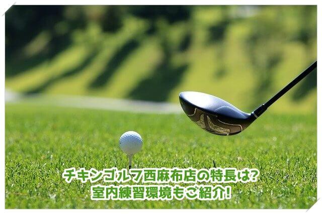 チキンゴルフ西麻布店の特長や雰囲気