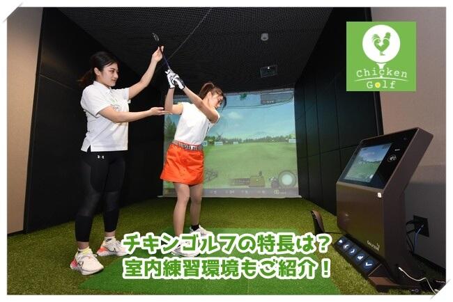 チキンゴルフの特長や雰囲気