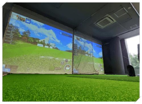 チキンゴルフ心斎橋店の特長や雰囲気
